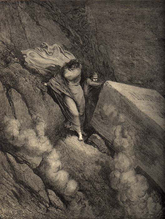 dantes inferno sixth circle of hell Heresy was the sixth circle of hell upon entrance into hell's capital, the infernal city of dis, dante descended into the lair of those who either denied the existence of god and the soul or who worshiped false idols and devils.
