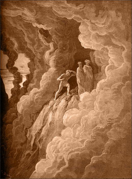 Risultati immagini per marco lombardo purgatorio